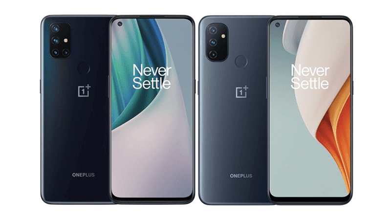OnePlus launches two new affordable phones—the Nord N10 5G and Nord N100.