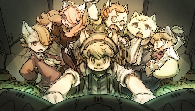 Prévia: Fuga: Melodies of Steel (Switch) é um RPG que promete dar vida nova ao universo de Solatorobo e Tail Concerto