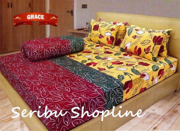 Seribu Shopline Aneka Sprei Bedcover