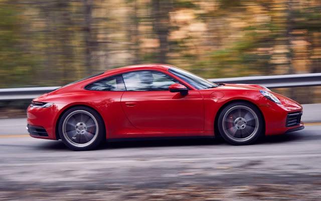 Porsche 911 x Mercedes-AMG GT