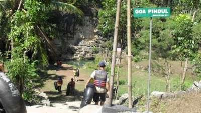 Wisata Cave Tubing Goa Pindul Gunungkidul