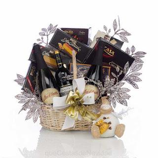 cestas navideñas