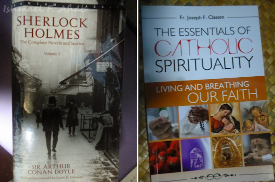Sherlock Holmes and The Essentials of Catholic Spirituality