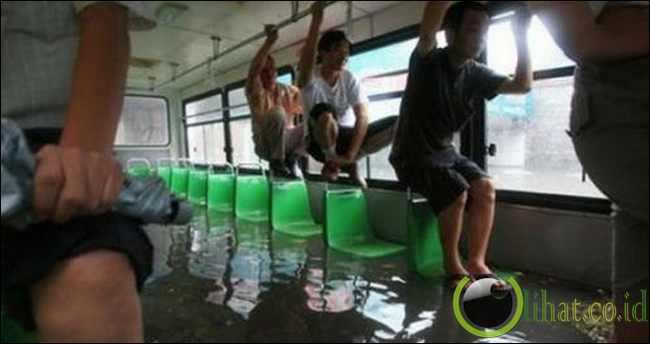 Banjir? Tak masalah