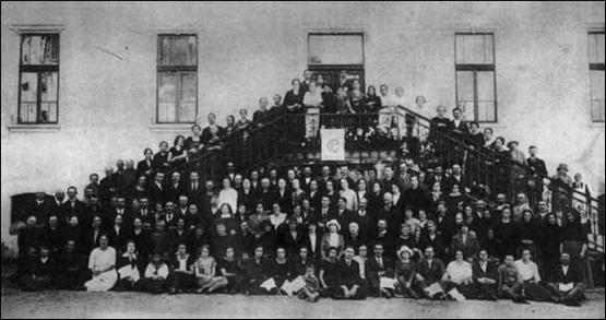 Az 1936. évi konferencia