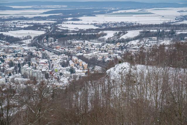 Winterwandern in Bad Harzburg | Kleiner und Großer Burgberg und Besinnungsweg | Baumschwebebahn | Wandern im Harz 11