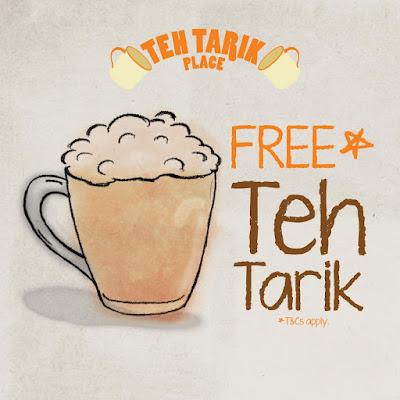 Free Teh Tarik Place