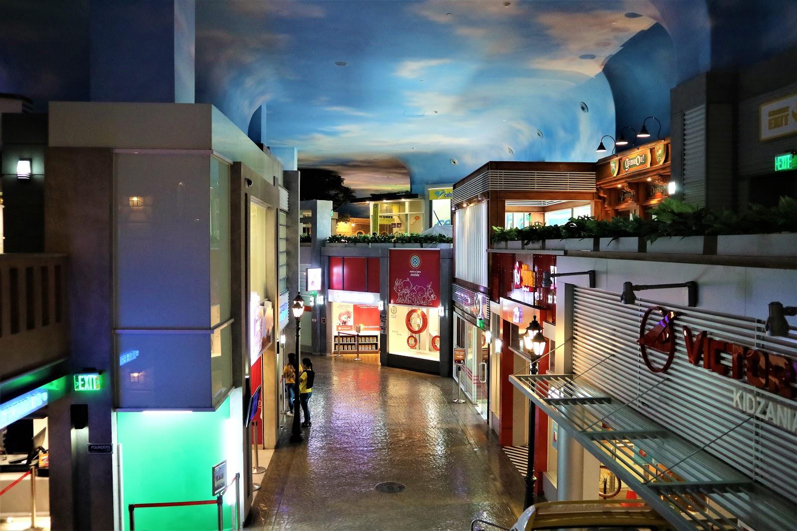 KidZania Manila interior