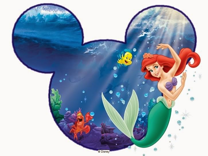 Little Mermaid Free Printables Oh My Fiesta In English