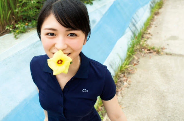 Photobook Nagahama Neru Reaches 120k Copies First Edition