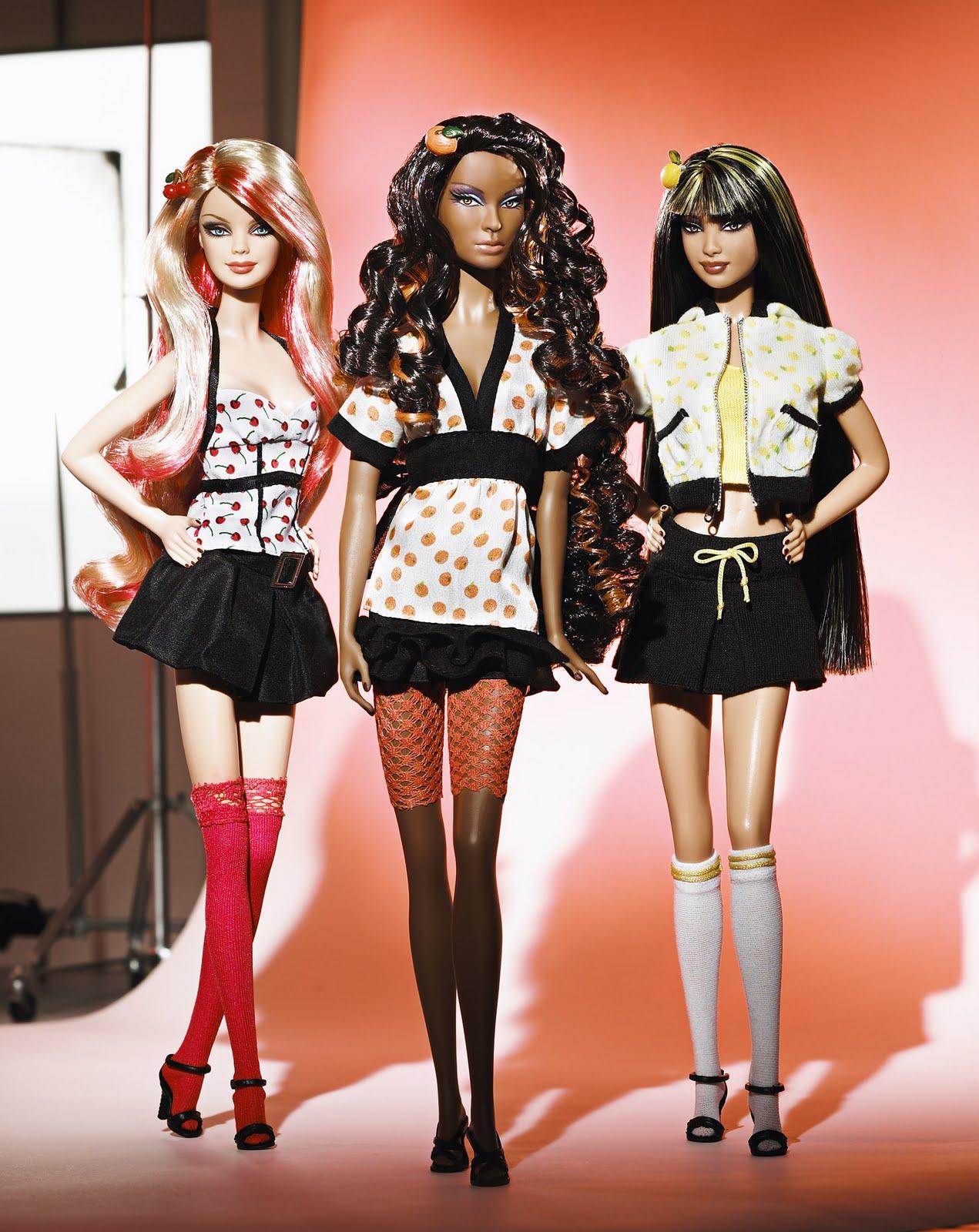 Barbie Topmodel