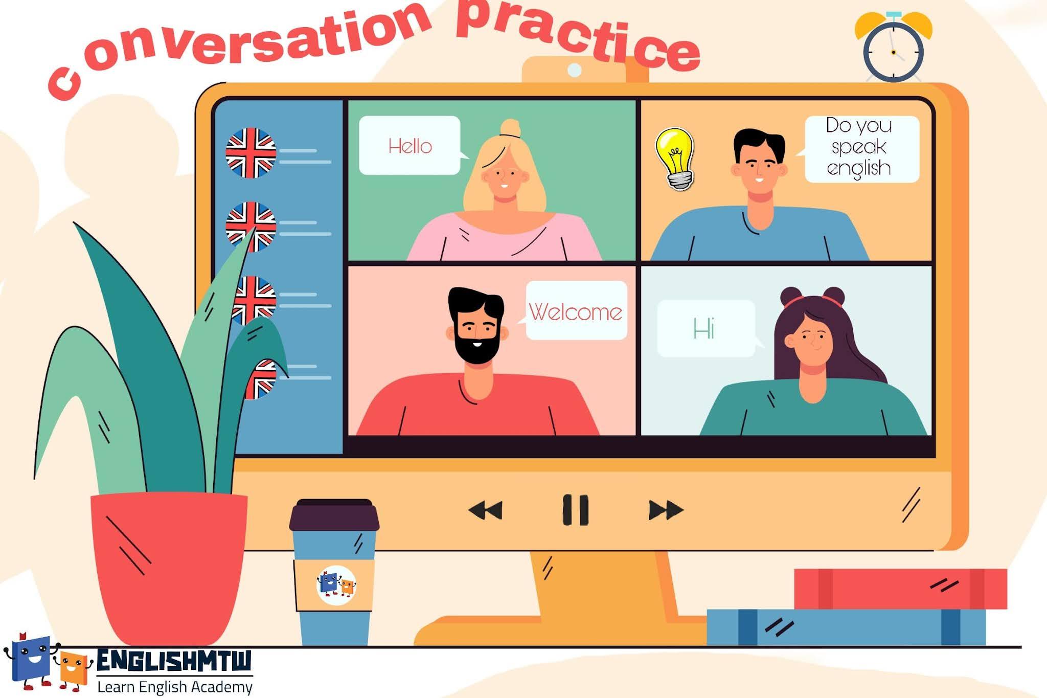 تدرب على المحادثة بالإنجليزية : مواقع محادثة انجليزي اون لاين مجانا