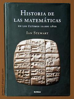 jarban02_pic083: Historia de las matemáticas de Ian Stewart