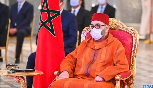 رسالة من الرئيس الموريتاني الى جلالة الملك