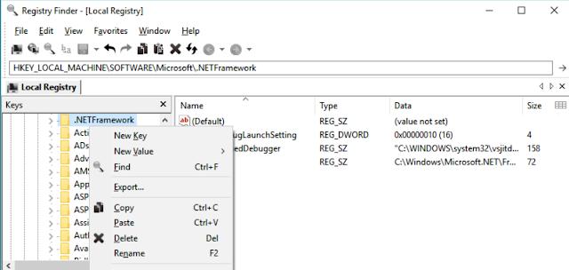 تحميل برنامج اصلاح الرجيستري مجانا Registry Finder 2.22