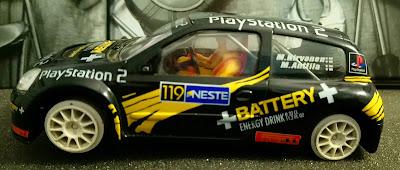 Renault Clio Super 1600 Ninco