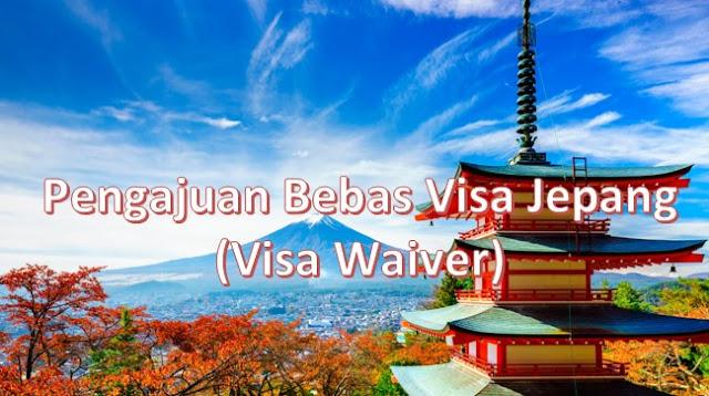 bebas visa jepang
