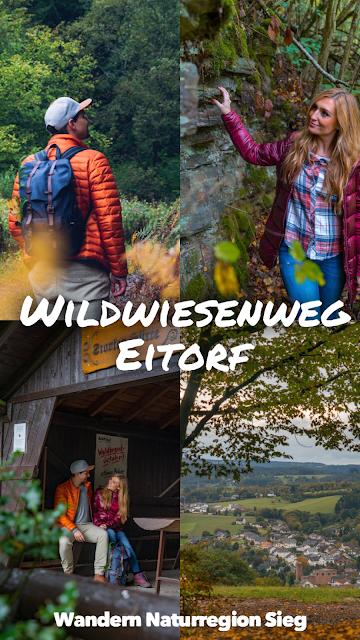 Wildwiesenweg – Eitorf | Wandern in der Naturregion-Sieg | Erlebniswege Sieg 21
