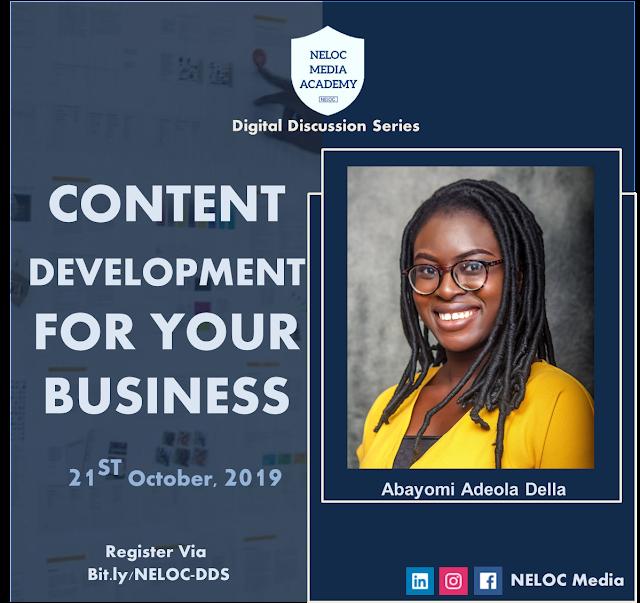 NELOC Media launches Digital Discussion Series