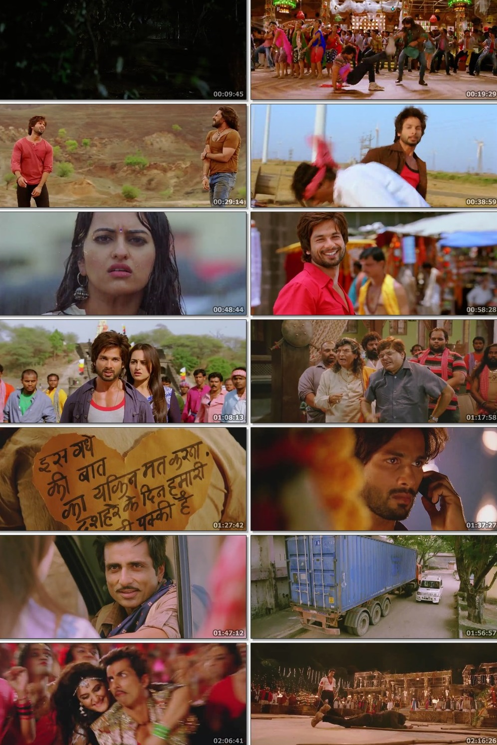 Screen Shot Of R… Rajkumar 2013 Full Movie Free Download HD 720P Watch Online