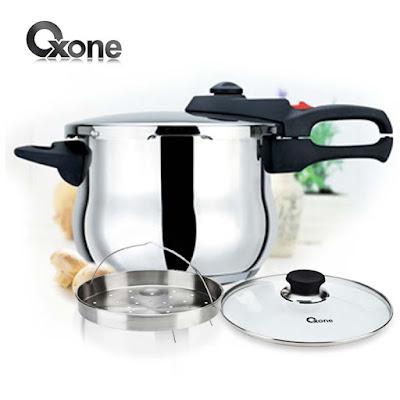 Panci Presto Master Pressure Cooker Oxone 9Lt - OX-1091