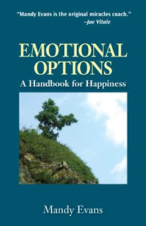 Emotional Options: A Handbook for Happiness, personal development book promotion Mandy Evans