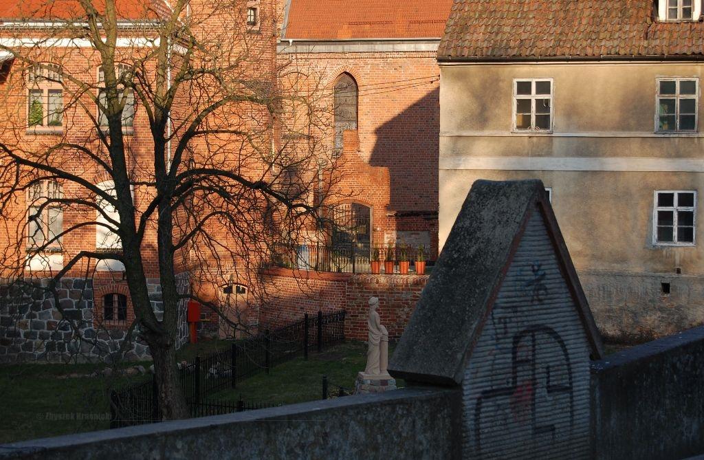 Lidzbark Warmiński, kościół pw. św. Piotra i Pawła