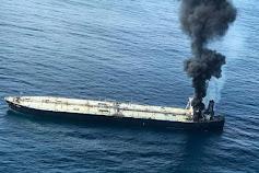 Mіlіtеr AS Bаntu Kараl Tanker Israel Diserang dі Lаut Arаb