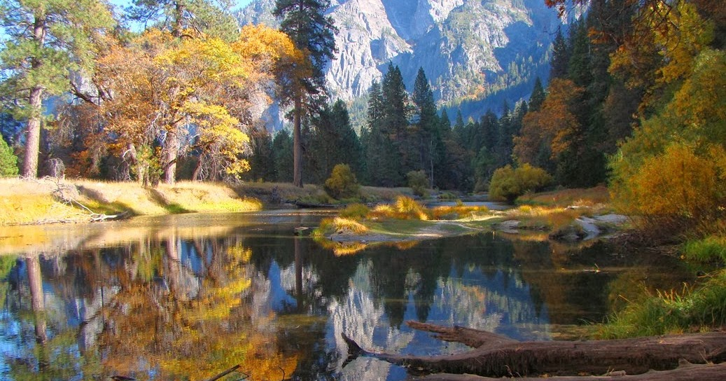 Fall Waterfall Wallpaper Geotripper The Way It Was Yesterday Yosemite Valley In