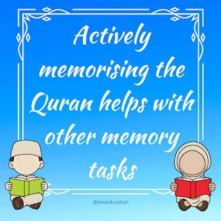 Benefits of memorising Quran