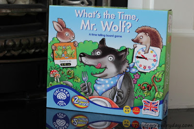 orchard toys whats the time mr wolf