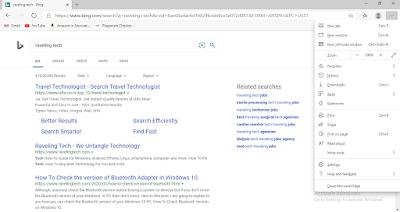 Edge Browser Sreenshot 3