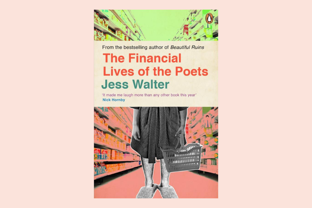 the financial lives of the poets jess walter