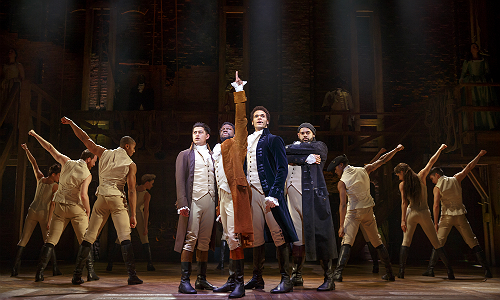 "Win $10 tickets to ""Hamilton"" in Seattle"