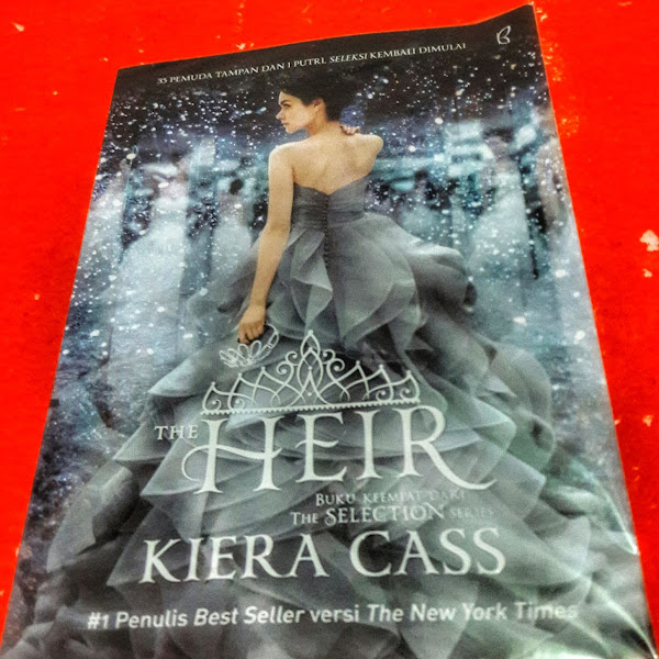 Review Novel The Heir, Kisah Putri Eadlyn