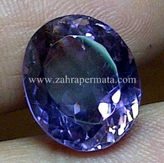 Batu Permata Ametyst Quartz - ZP 569