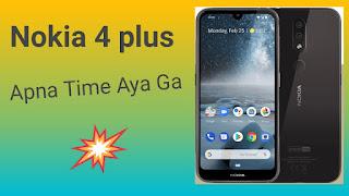 Nokia 4 plus