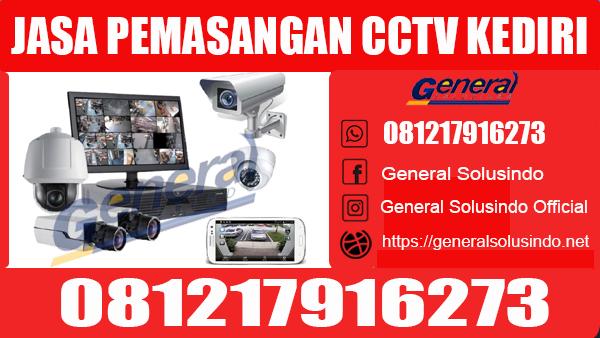 Jasa Pemasangan CCTV Kras Kediri