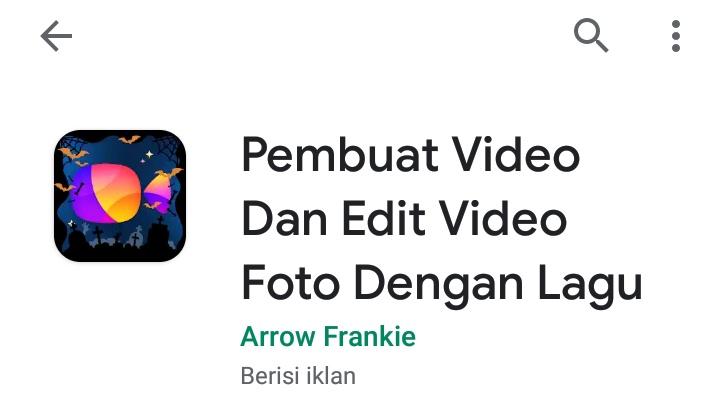 Aplikasi menggabungkan foto menjadi video untuk PC