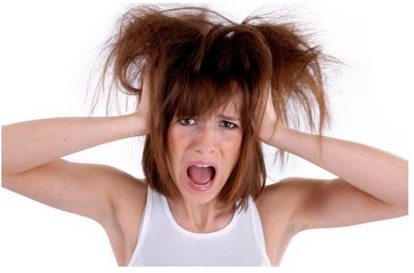 Menjaga Kebersihan Rambut