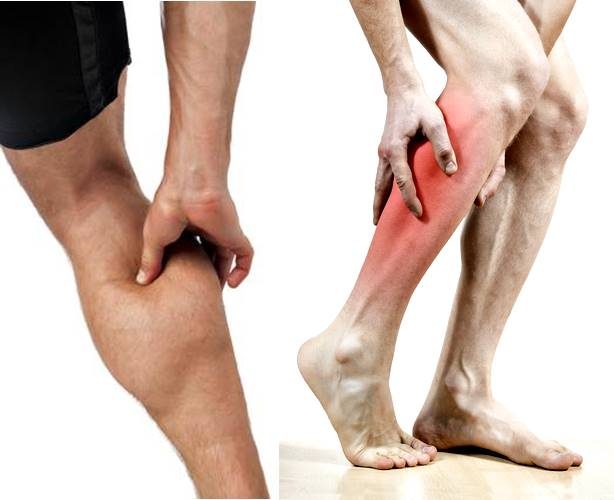 dolor de pantorrillas por correr