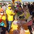 Bantu Petani Pasarkan Hasil Pertanian, Pemkab Kotabatu Gelar Pasar Tani