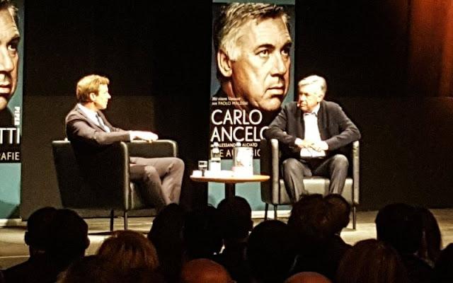 Carlo Ancelotti Bayern Munchen