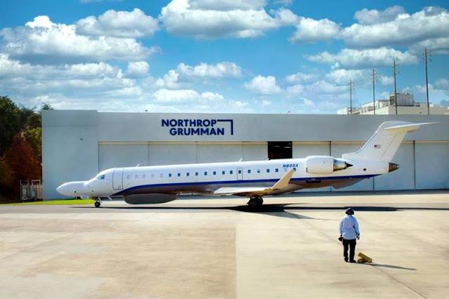 Northrop Grumman OMS advanced sensor