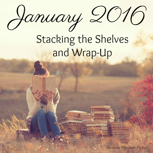 January 2016 Stacking the Shelves and Wrap-Up