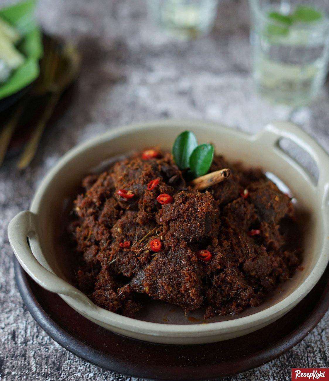 Resep Masakan Padang Dan Cara Membuatnya