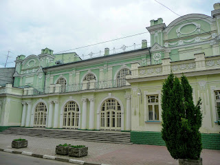 Стрий. Житлова і громадська забудова
