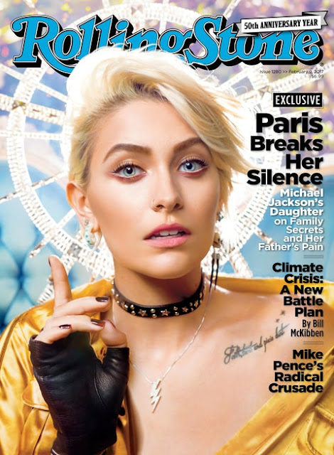 paris jackson rollingstone magazine cover wendy williams music michael jackson death murder fashion twitter black