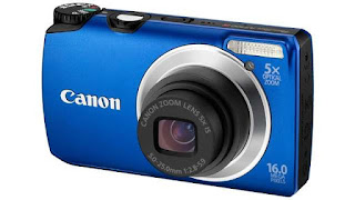 Specifications of Canon Powershot