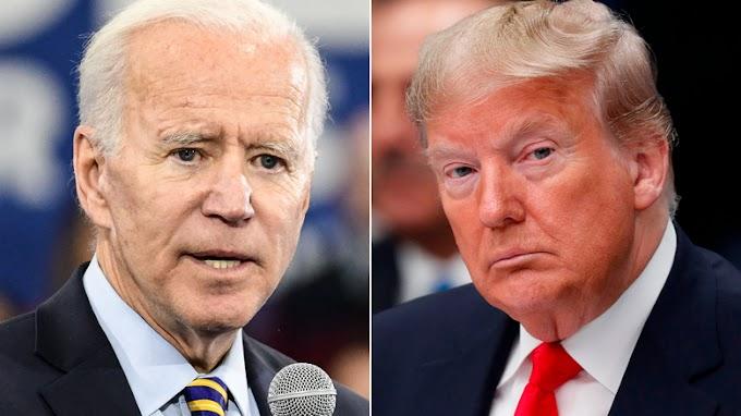 "Elezioni Usa 2020, Biden: ""Parole di Trump scandalose''"